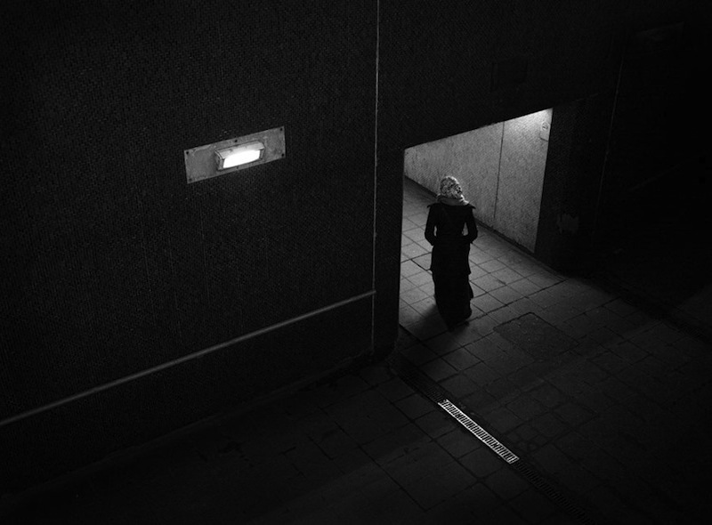 Rupert Vandervell - Man on Earth serie - faith
