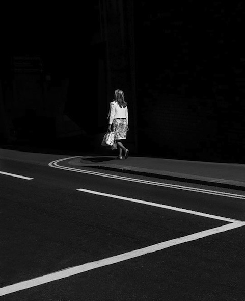 Rupert Vandervell - Man on Earth serie - flow