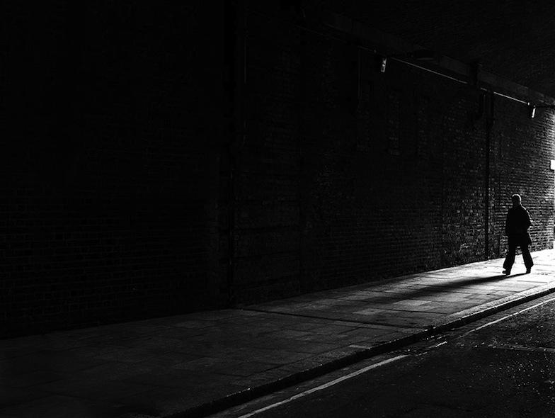 Rupert Vandervell - Man on Earth serie - hollow