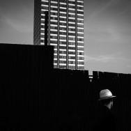 Rupert Vandervell - Man on Earth serie - in the neighbourhood