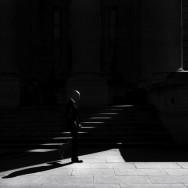 Rupert Vandervell - Man on Earth serie - lightness of being