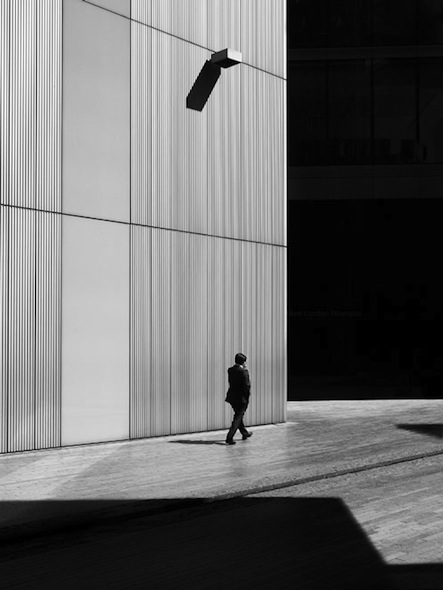 Rupert Vandervell - Man on Earth serie - man on earth