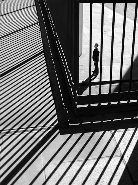 Rupert Vandervell - Man on Earth serie - metaphysical moment