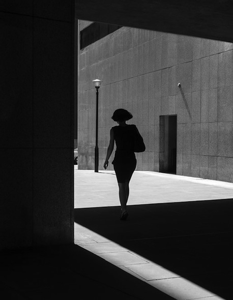 Rupert Vandervell - Man on Earth serie - presence