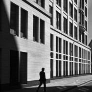 Rupert Vandervell - Man on Earth serie - rise