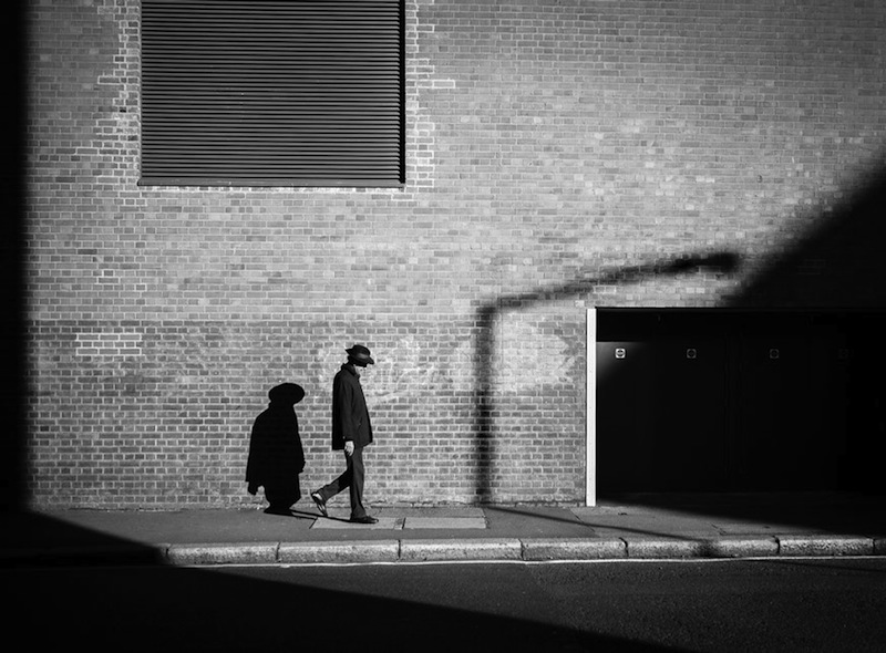 Rupert Vandervell - Man on Earth serie - slow burn
