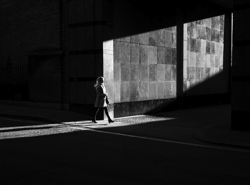 Rupert Vandervell - Man on Earth serie - the space between