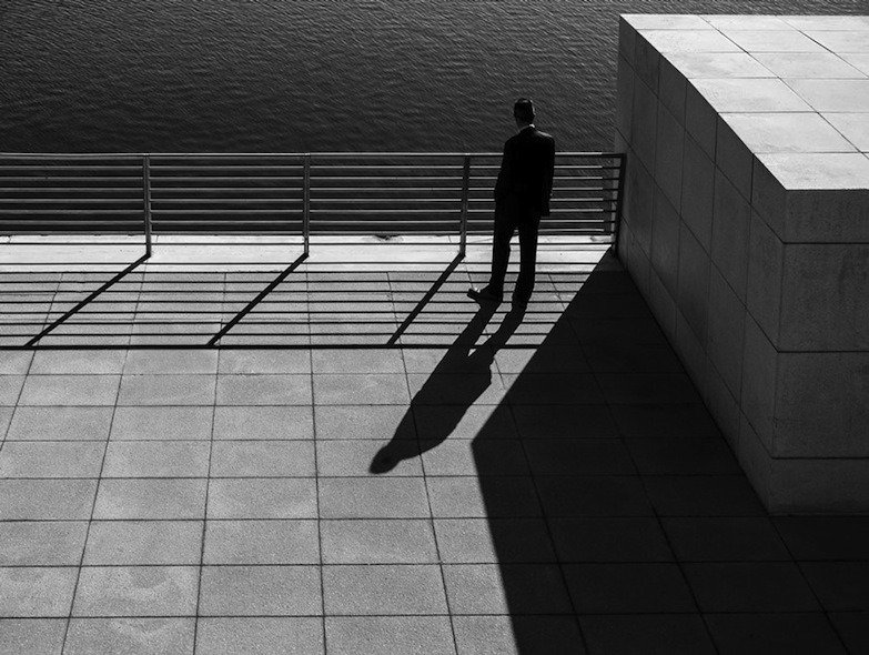Rupert Vandervell - Man on Earth serie - time