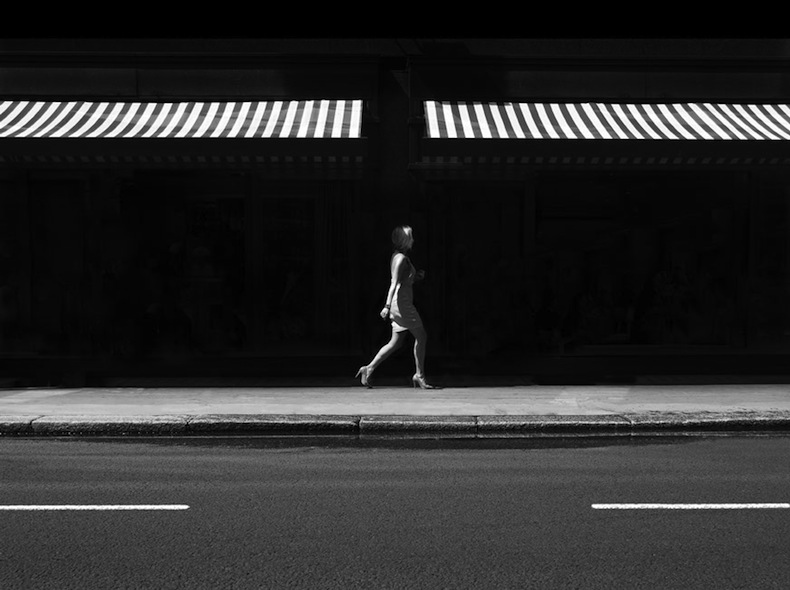 Rupert Vandervell - Man on Earth serie - uptown