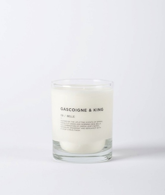 Gascoigne & King - Luxury candles, handmade in Australia