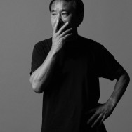Haruki Murakami, photo by Marco Garcia