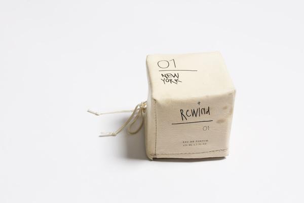 Margaret Chan - Rewind, packaging (concept), 2013