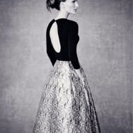 Natalie Portman, photographed by Paolo Roversi for Dior magazine No. 5, Spring 2014