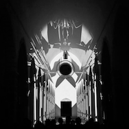 Ocult Corp. - Supermafia Vj's (Mirko Eremita & David Houncheringer), Bonmont Abbey, Switzerland, Sept. 2013