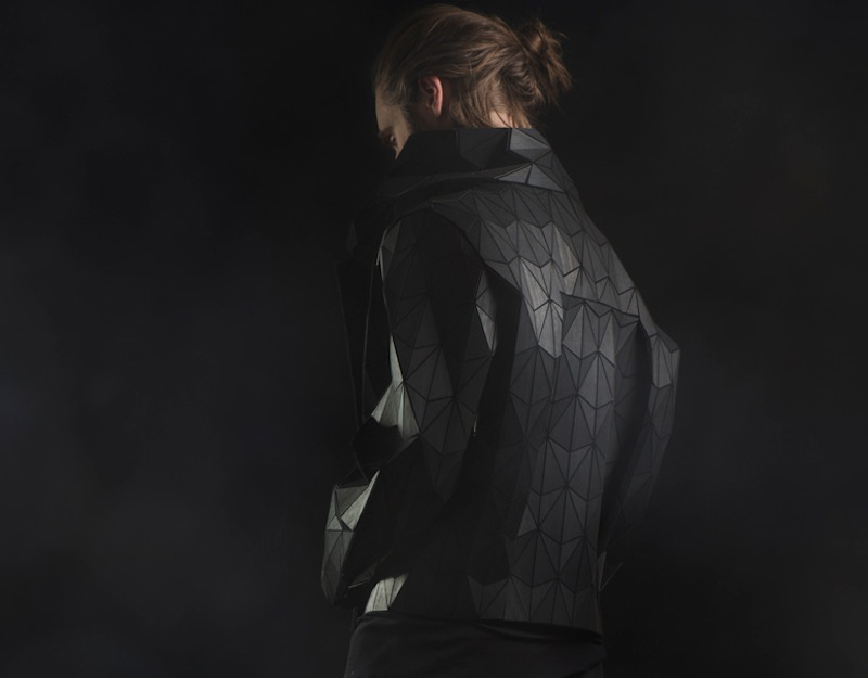 Sruli Recht and Elisa Strozyk - Lo-Rez, wooden textile