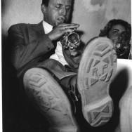 Jean Dieuzaide - Boris Vian 1949