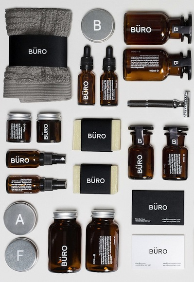 Socio Design - Branding and packaging for Büro System