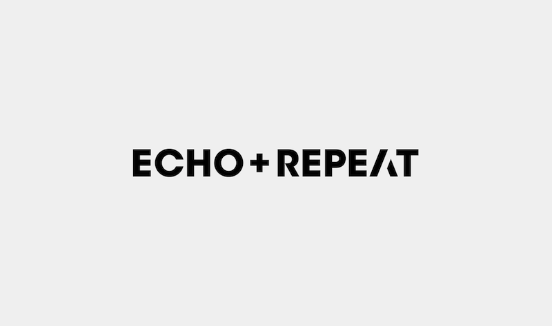 Studio Mister - Branding for Echo and Repeat
