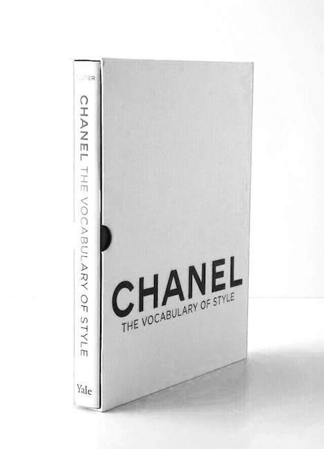Chanel, the Vocabulary of Style (Yale Press editions)