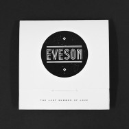 Kevin Harald Campean - CD packaging for Eveson - The Last Summer of Love