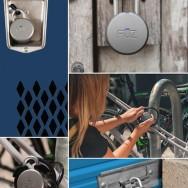 Fuz Designs - Noke, bluetooth padlock