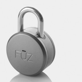 Fuz Designs - Noke, bluetooth padlock