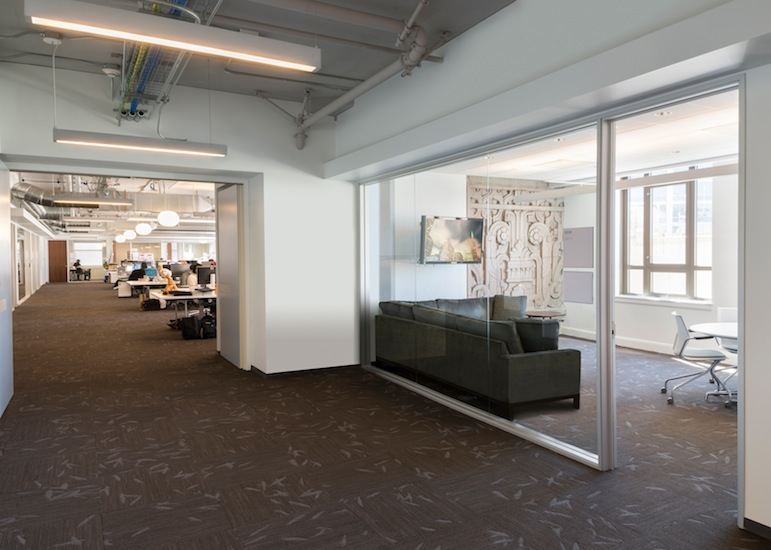 ... IA Interior Architects   Twitter Global Headquarters, San Francisco ...