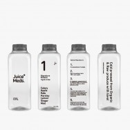 Empatia - Branding and packaging for Juice Meds