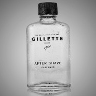 Anton Green - re-branding of Gillette razors (graduation project)