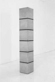 Bhakti Baxter - Rubber spine, 2014
