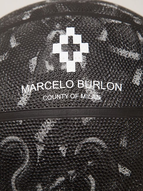 Marcelo Burlon - Allover Snake ball FW 2014-15