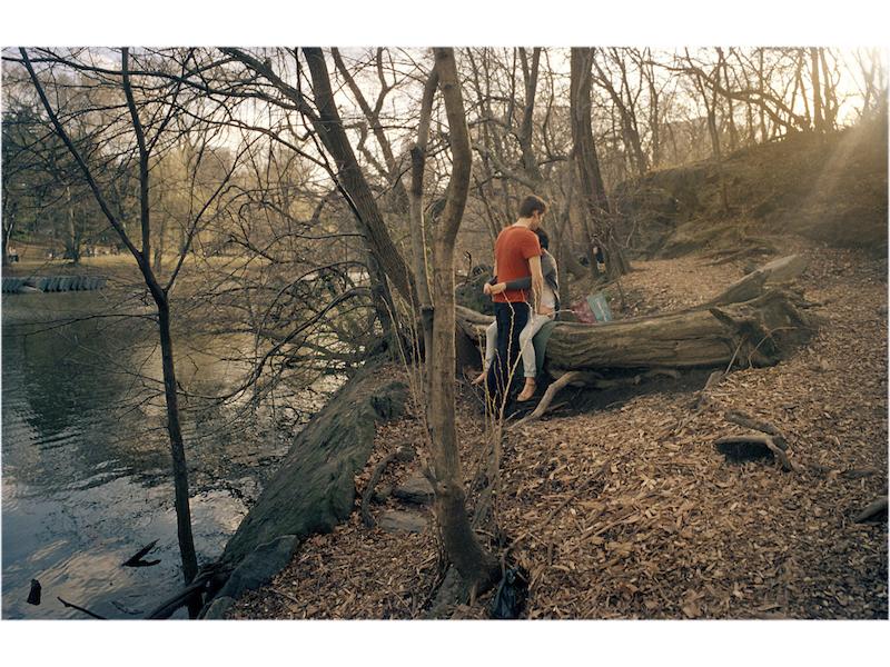 Matt Weber - Lovers Central Park Ramble 2012