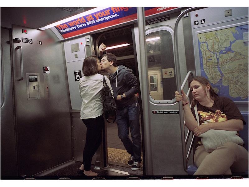 Matt Weber - Subway Coney Island, 2010