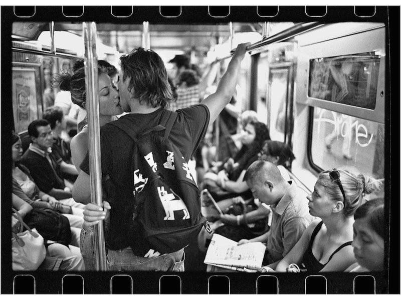 Matt Weber - Subway Kiss