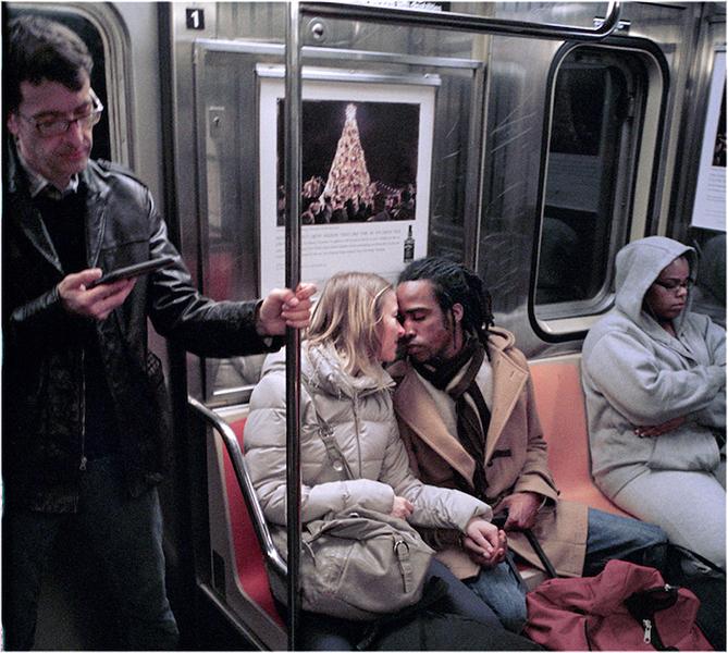 Matt Weber - Subway Xmas Romance, 2011