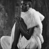 Scott Brasher - Flaviana Matata for Lagos Jewelry, styled by Kelly Framel for The Glamourai