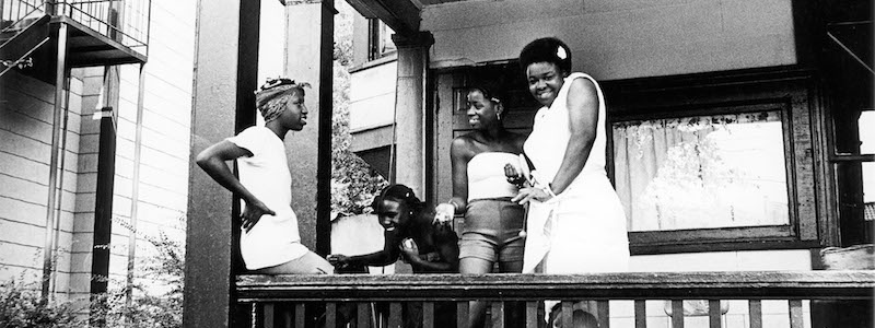 Kei Orihara - African-American portraits in the Deep South, 1977
