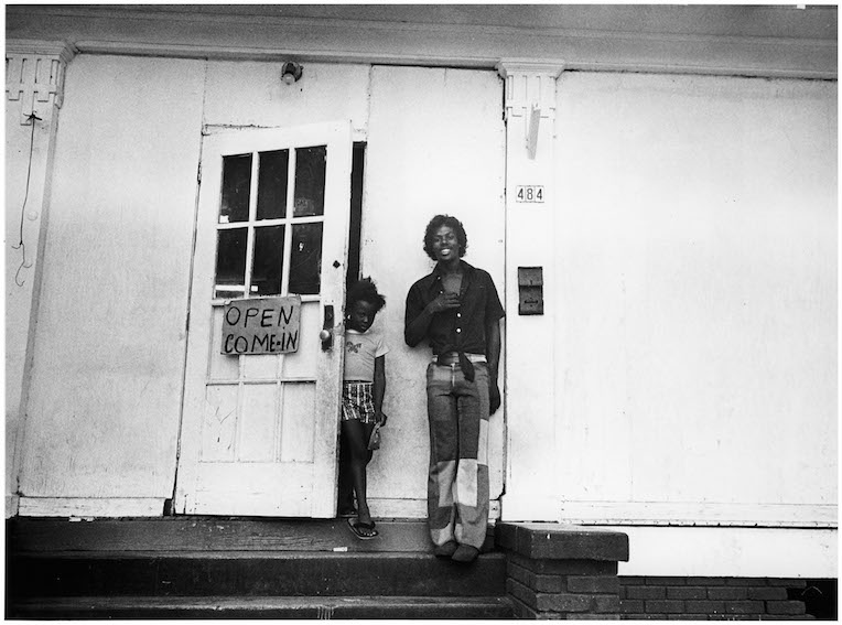 Kei Orihara - African-American portraits in the Deep South, 1977
