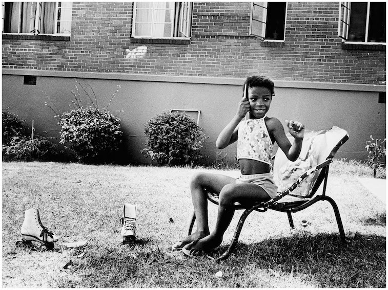 Kei Orihara - African-American portraits in the Deep South, 1977_65