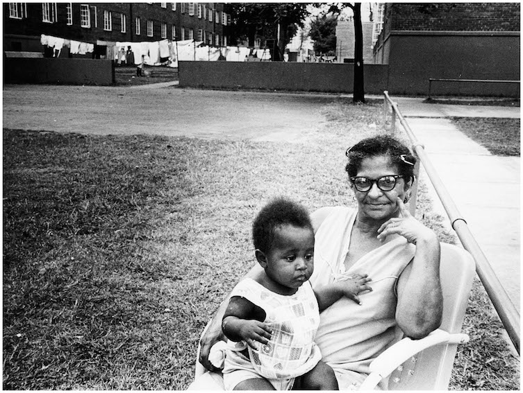 Kei Orihara - African-American portraits in the Deep South, 1977_67