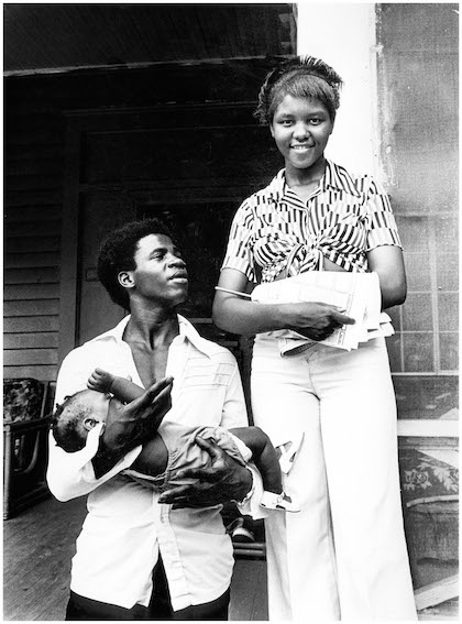 Kei Orihara - African-American portraits in the Deep South, 1977_69