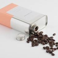 Also Known As - Branding and packaging for Wishbone Brew coffee