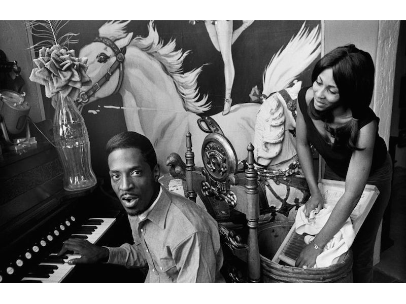 Dennis Hopper - Ike and Tina Turner, 1965