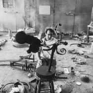 Dennis Hopper - Jean Tinguely, 1965