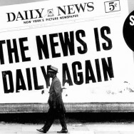 Dennis Hopper - News is Daily Again, 1963