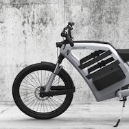 Feddz - Motorcycle bike hybrid