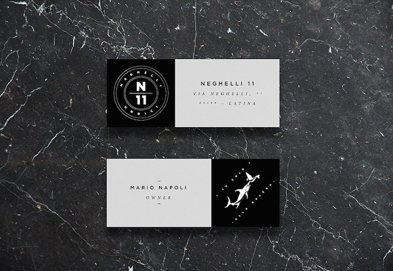 Whiskey and Mentine - Branding and packaging for Neghelli Undici