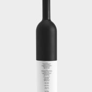 Eduardo del Fraile - Extenso wine bottle for Carchelo wines