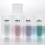 Mouse Graphics - Branding and packaging for Beatific, new skincare line