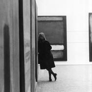 Susana Lousada - Looking at Rothko in the Whitechapel gallery - 1961